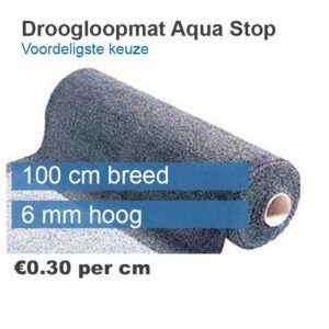 Aqua Stop Op rol 100 cm breed