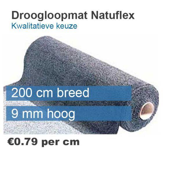 Natuflex Op rol 200 cm breed