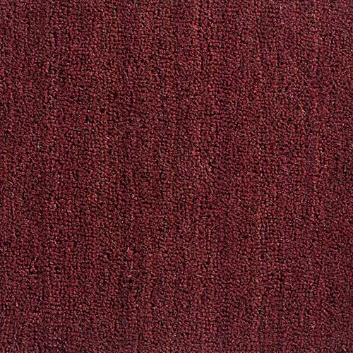 Ruco Kokosmat kleur bordeaux