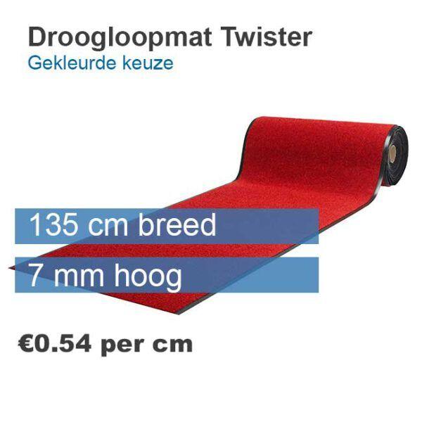 Twister Op rol 135 cm breed